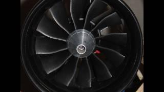 getlinkyoutube.com-Change Sun 12 blade 90mm EDF Testing