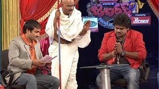 Jabardasth - Shakalaka Shankar Performance on 13th February 2014
