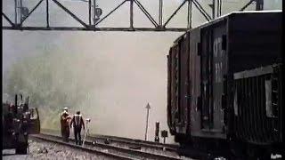 Derailment of Conrail NHSE, Beacon, NY. June 11, 1992.