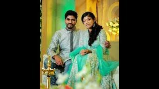 Engagement Highlights of Roshan and Priyanka