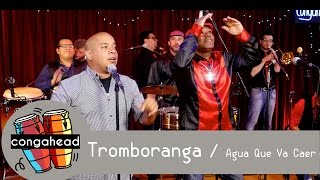 getlinkyoutube.com-Tromboranga performs Agua Que Va Caer
