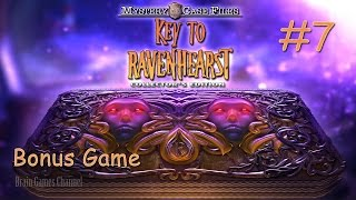 Mystery Case Files 12: Key to Ravenhearst Walkthrough | Part 7