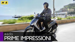 getlinkyoutube.com-First impressions Piaggio Medley 125