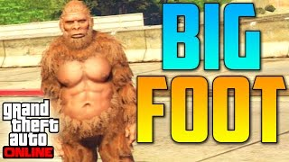 getlinkyoutube.com-EL BIG FOOT!! - Hackers GTA 5 Online 1.15 - Hackers GTA V Online 1.15 #2