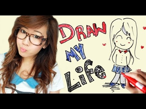 Draw My Life | Bubzbeauty