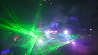 getlinkyoutube.com-HIGH QUALITY! MOBY LIVE at TOMORROWLAND 2009 BELGIUM  (fireworks + lasershow)