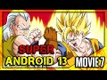 DragonBall Z Abridged MOVIE: Super Android 13 - TeamFourStar TFS