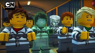 getlinkyoutube.com-Jailbreak | Ninjago | Cartoon Network