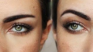 getlinkyoutube.com-How To: Change The Shape Of Your Eyebrows  | MakeupAndArtFreak