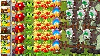 Plants vs. Zombies 2 Gameplay Imp and Gargantuar Attack!