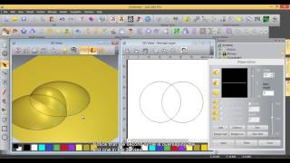 getlinkyoutube.com-Shape Editor - ArtCAM