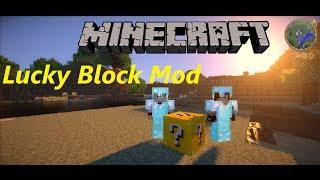 getlinkyoutube.com-Minecraft: 1.6.4 Mody - Lucky Block - Testuj szczęście, wzbogacaj się lub trać /w PidZelek