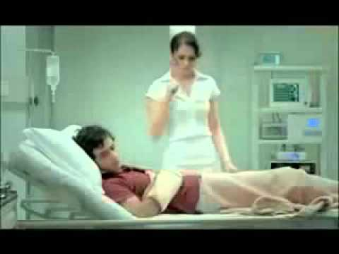 [NGAKAK] Iklan Lucu Dokter Hot - ( Funniest Commercial - Hand from Hot Nurse )