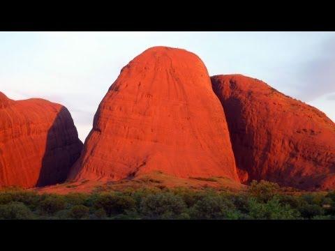 The Red Center of Australia - Uluru & Kata Tjuta in HD