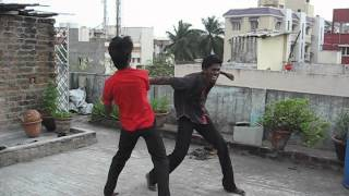 Rajesh fight composing with sura
