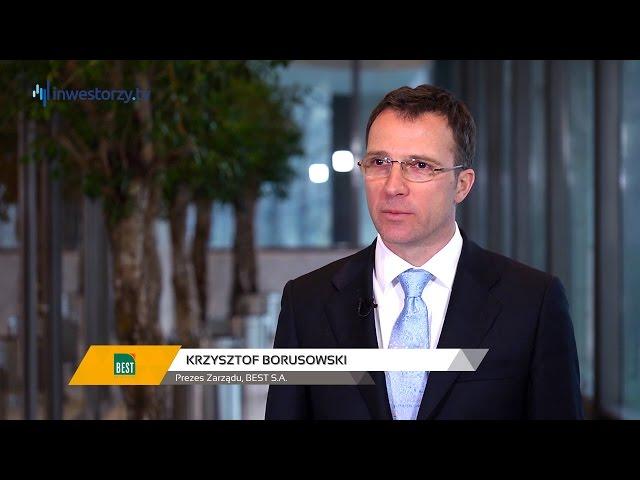 BEST S.A., Krzysztof Borusowski - Prezes Zarządu, #31 PREZENTACJE WYNIKÓW