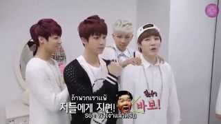 getlinkyoutube.com-[Thaisub] 140423 BTS - The Show (ทายภาพ)
