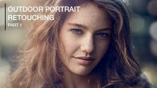getlinkyoutube.com-Natural Outdoor Portrait Retouching in Photoshop (Part 1)