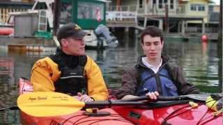 Episode 1: Cowichan Bay Kayaks