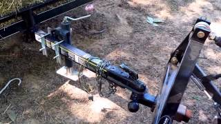getlinkyoutube.com-Titan 3 pt trailer hitch for BX25D