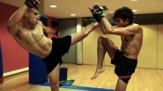 L3DO - Mixed Martial Arts (MMA Motivational Fight Choreography)