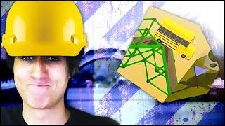 getlinkyoutube.com-O BUSÃO ESCOLAR! - Poly Bridge #2