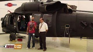 getlinkyoutube.com-Aselsan | S-70 Black Hawk, AB-205, Mi-17 Helikopter Modernizasyonu - Helicopter Modernization