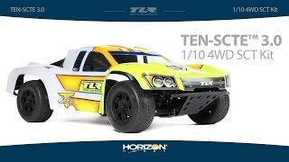 Team Losi Racing TEN-SCTE 3.0 4WD Short Course Truck Kit