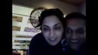 Pakistani Actress Meera hot Kissing leaked video   10-jan-2014
