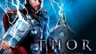 Thor God Of Thunder Full Movie All Cutscenes Cinematic width=