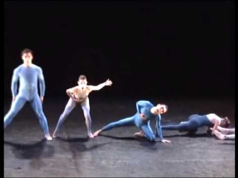 Program for young dancers