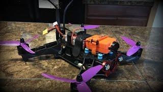 getlinkyoutube.com-Eachine Racer 250 PIDS (final tune)