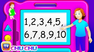 getlinkyoutube.com-ChuChu TV Numbers Song - NEW Short Version - Number Rhymes For Children