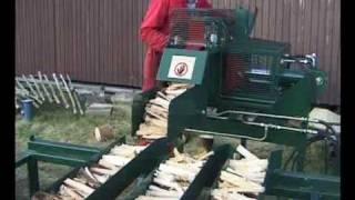 getlinkyoutube.com-Wood as Fuel at Lion Salt Works March 1999
