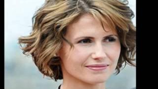 getlinkyoutube.com-سيدة سوريا الأولى أسماء الأسد الأناقة و الجمال Asma al-Assad