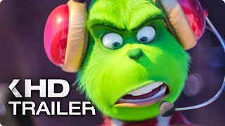 THE GRINCH Trailer 2 (2018)