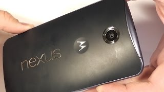 getlinkyoutube.com-Nexus 6 Screen Repair, Battery Swap, Charging port fix
