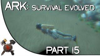 "getlinkyoutube.com-Ark: Survival Evolved Gameplay - Part 15: ""New Scuba Gear & Scuba Diving!"" (Season 2)"