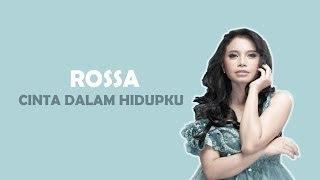 CINTA DALAM HIDUPKU COVER BY QIUWARY - ROSSA karaoke download ( tanpa vokal ) cover