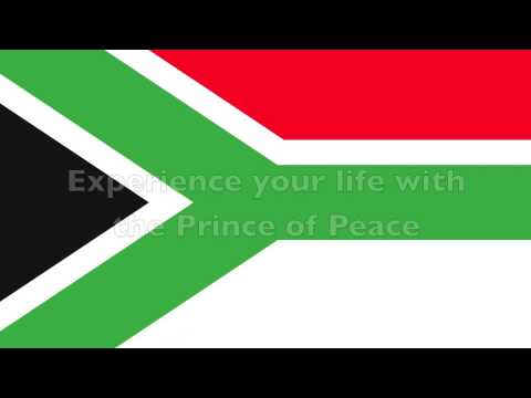 Spoken Word (Redemption Story with the South African Flag!