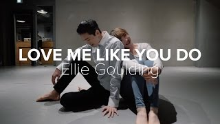 getlinkyoutube.com-Love Me Like You Do - Ellie Goulding / Jay Kim Choreography