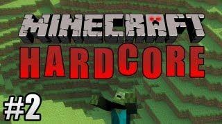 getlinkyoutube.com-Minecraft Hardcore ITA Ep.2 - MURA E FERRO