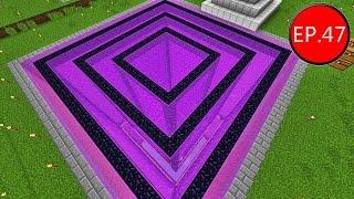 getlinkyoutube.com-TAEEXZENFIRE Minecraft (1.8.8) - Episode 47 - เล่นกับฟาร์มทองอัตโนมัติ Gold Farm