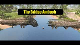 getlinkyoutube.com-Men of War Assault Squad 2 Vietnam Bridge Ambush
