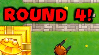 getlinkyoutube.com-Bloons TD Battles: Round 4 Temple! | Beating ISAB's World Record!