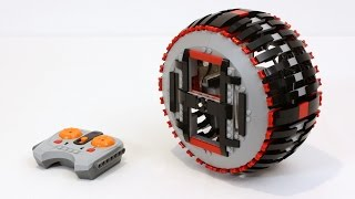 getlinkyoutube.com-LEGO Remote Control Monowheel