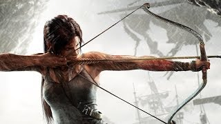 getlinkyoutube.com-Tomb Raider: Definitive Edition Speedrun PS4