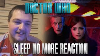 getlinkyoutube.com-Doctor Who Series 9 Episode 9: Sleep No More Reaction