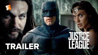 getlinkyoutube.com-Justice League Official Comic-Con Trailer (2017) - Ben Affleck Movie