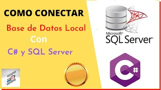 getlinkyoutube.com-Conectar una base de datos local con c# y sql server